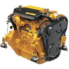 Marine Diesel motor
