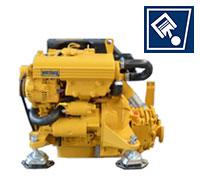 Vetus M2.04 Spare Parts