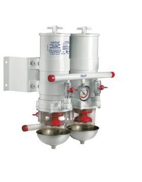 Vandudskiller / brændstof filter CE / ABYC