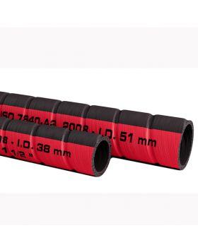 Påfyldningsslange indv. Ø 51 mm (pris/m)