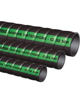 Vetus kølevandsslange 51 mm (indvendig diameter) - gummislange med syntetisk inder og stålindlæg temp. -30 til 120 grader