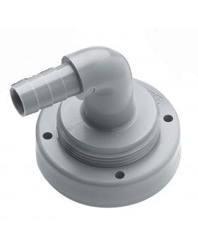 16 mm Vinkelstuds til vetus faste plast tanke - kan også bruges på tanke af andet fabrikat