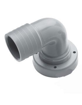 38 mm Vinkelstuds til vetus faste plast tanke