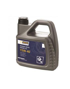 VETUS Marine Diesel Olie SAE 15W-40. 4 L