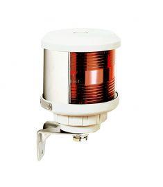 Lanterne bagbord (sidemontering) - hvid (ekskl. pære)
