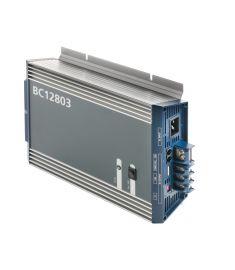 Batterilader 12 Volt - 35 Amp. for 2 batteri grupper