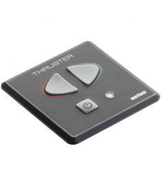 Fladt touch-betjeningspanel til bov- eller hækpropel med tidsforsinkelse. 12/24 volt