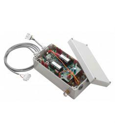 Serie/parallel omskifter for 24 Volt bovpropel med 12 Volt ladesystem