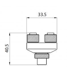 CAN-bus T-splitter
