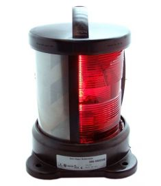 All round light red base-mounting