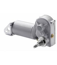 Viskermotor type DIN, 12 Volt, 50 mm aksel med DIN tilslutning
