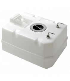 40 liter Vetus Dieseltank, inkl. tilslutning til 8 mm brændstofslange
