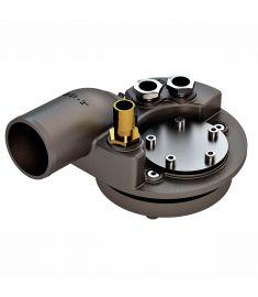 Tillslutning til brændstoftank - påfyldning 38 mm, sug/retur 8mm, udluftning 16 mm