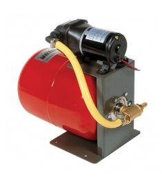 Trykvandstank m/pumpe 8 L 12 Volt