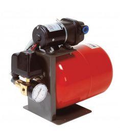 Trykvandstank m/pumpe 8 L 12 Volt (incl. Trykafbryder)