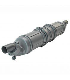 Ø45 mm - 5 liter - Vandlås/støjdæmper type NLP3 - uovertruffen lydreduktion