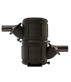 Vetus Vandlås / lyddæmper Type NLPHD (Heavy Duty) - Ø60 - 10 liter