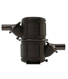 Vetus Vandlås / lyddæmper Type NLPHD (Heavy Duty) - Ø90 - 10 liter