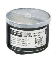 Filter for stort anti-lugt filtre - filter diameter Ø100mm