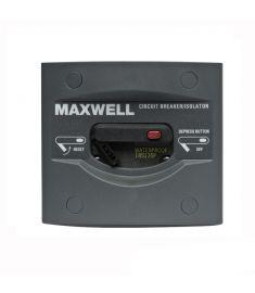 80 Amp 12 V / 24 V afbryder & automatisk sikring