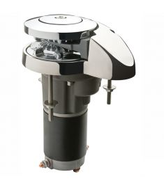 Maxwell ankerspil - 12V - til tov og kæde - 500 Watt - Anbefalet bådstørrelse op til 28 fod
