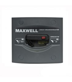 70 Amp 12 V / 24 V afbryder & automatisk sikring