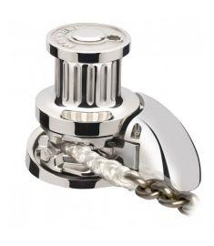 Ankerspil RC12-10 til 10 mm kæde/ 16-20 mm tov, 90TDC, CW, 1200W, 24V. + Capstan