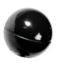 Knob for engine remote control, D=40mm, black