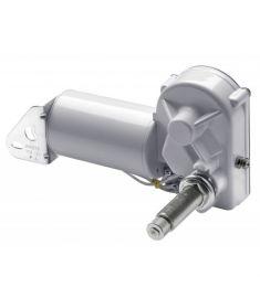 Viskermotor type RW, 24 Volt, 50 mm aksel med lige slutning