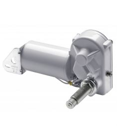Viskermotor type RW, 12 Volt, 25 mm aksel med lige slutning