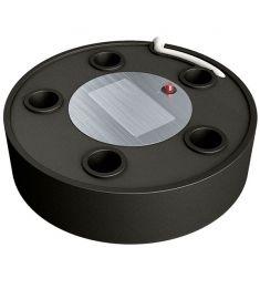 Ultralyds niveausensor 12/24V, for analog visning af vand, brændstof og spildevand