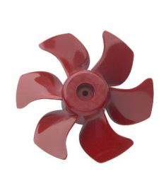 6 blads propeller, Ø125 mm  til 45 kgf bovpropel