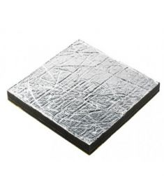 Lydisolering Sonitech enkelt 35mm, aluminium (600 x 1000 mm)