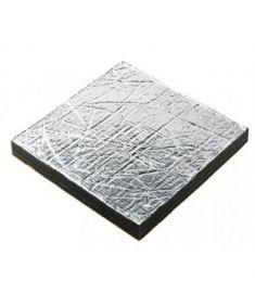 Lydisolering Sonitech enkelt 35mm, hvid (600 x 1000 mm)