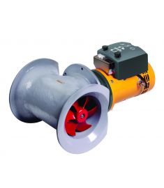 80 kgf. 12V stern Thruster bundle - tunnel Ø185 mm