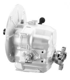 TMC60A - 2.45R gearbox