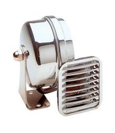 Kompakt horn enkelt - 12 Volt - lav tone 410 HZ