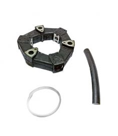 Spare - Bullflex 12 rubber element+strip+ring