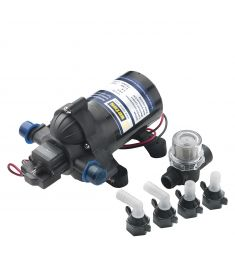 Trykvandspumpe 12V - 20ltr/min.