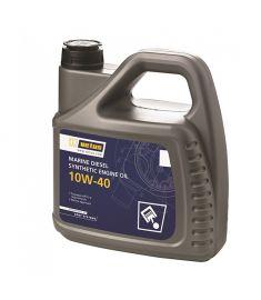 VETUS Marine Diesel Syntetisk Motorolie SAE 10W-40. 1 L