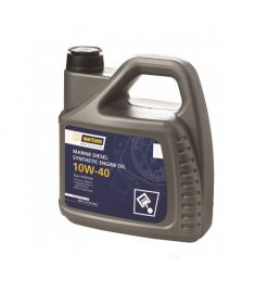 VETUS Marine Diesel Syntetisk Motorolie SAE 10W-40. 4 L