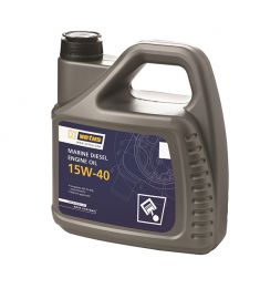 VETUS Marine Diesel Olie SAE 15W-40. 1 L