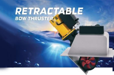NEW! RETRACTABLE BOW THRUSTER